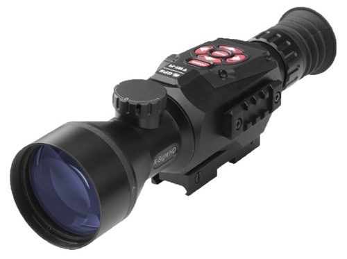 ATN DGWSXS520Z X-Sight II 5-20x/85mm Smart Day & Night Rifle Scope w/1080p Video, Ballistic Calculator, Rangefinder, WiFi, E-Compass, GPS, Barometer, IOS & Android Apps