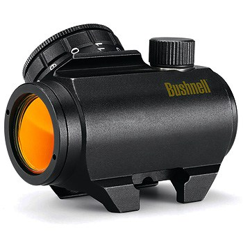 Bushnell Trophy TRS-25 Red Dot, 1x25mm, Black
