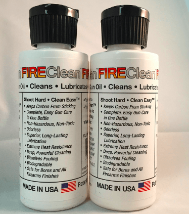 FIREClean Anti-Fouling Conditioning