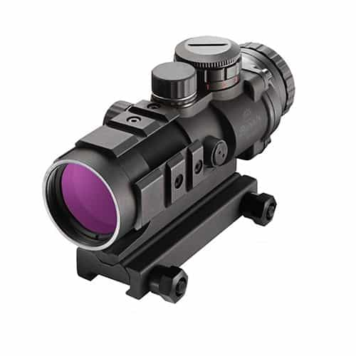 Burris 300217 AR Tactical AR-332, 3x32mm, Prism Ballistic Cq Reticle, Matte black